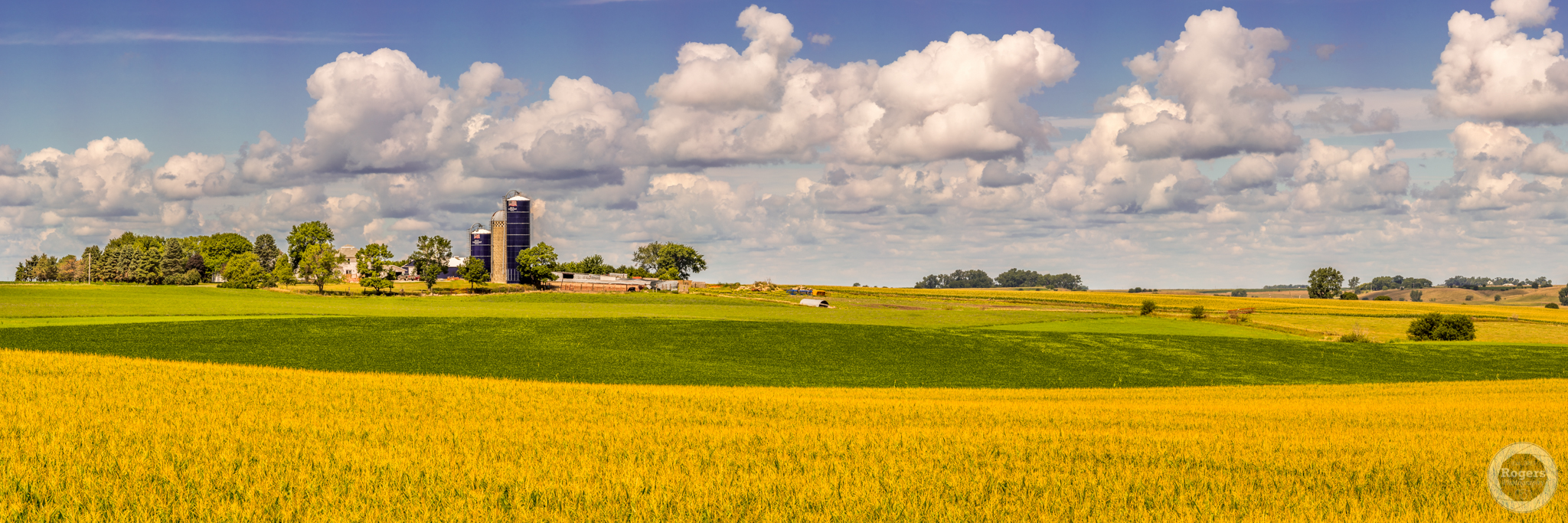 HIGTS: Quintessential Iowa Farmscape