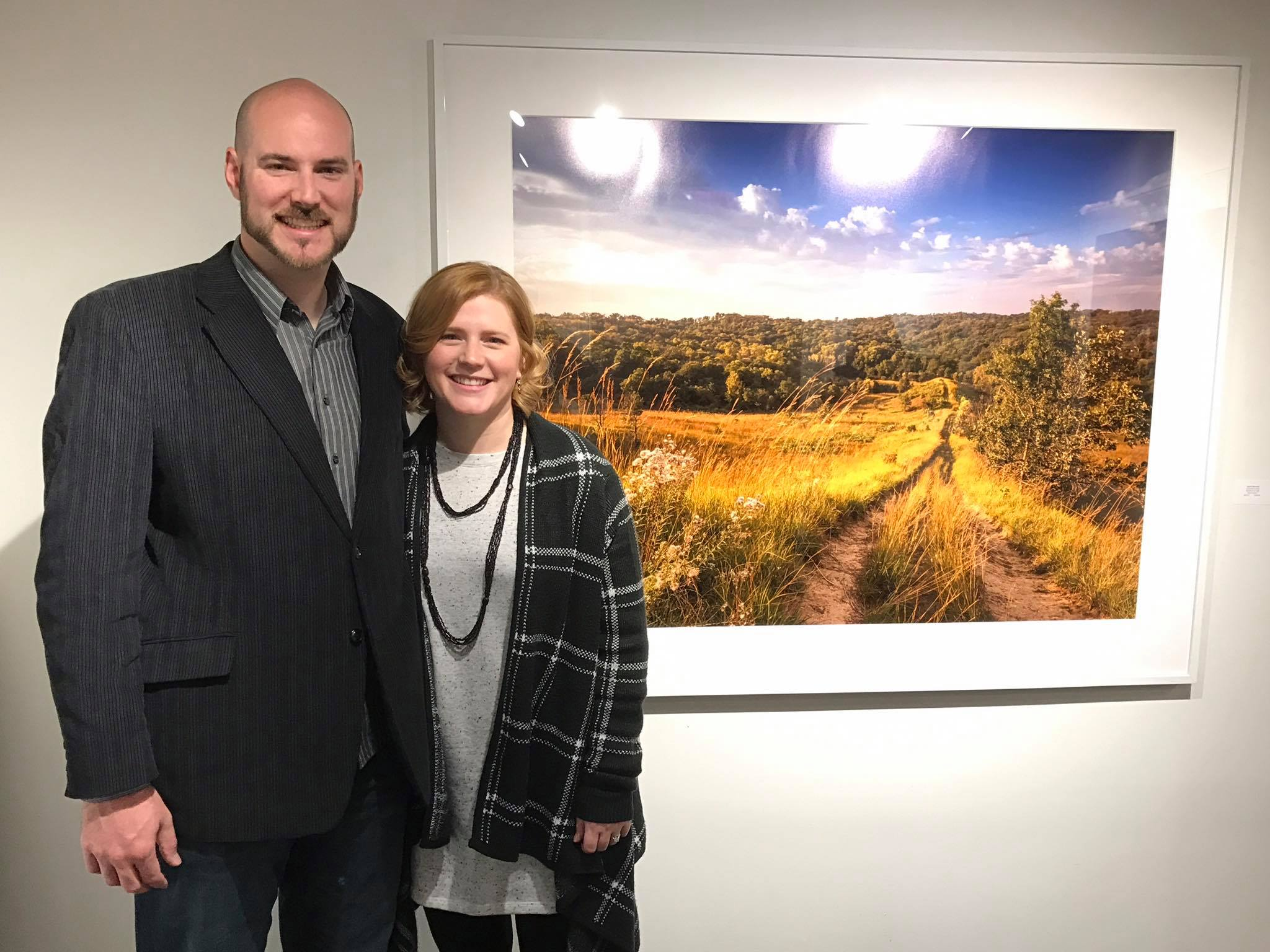 GALLERY: Olson-Larsen Galleries New Works Exhibit