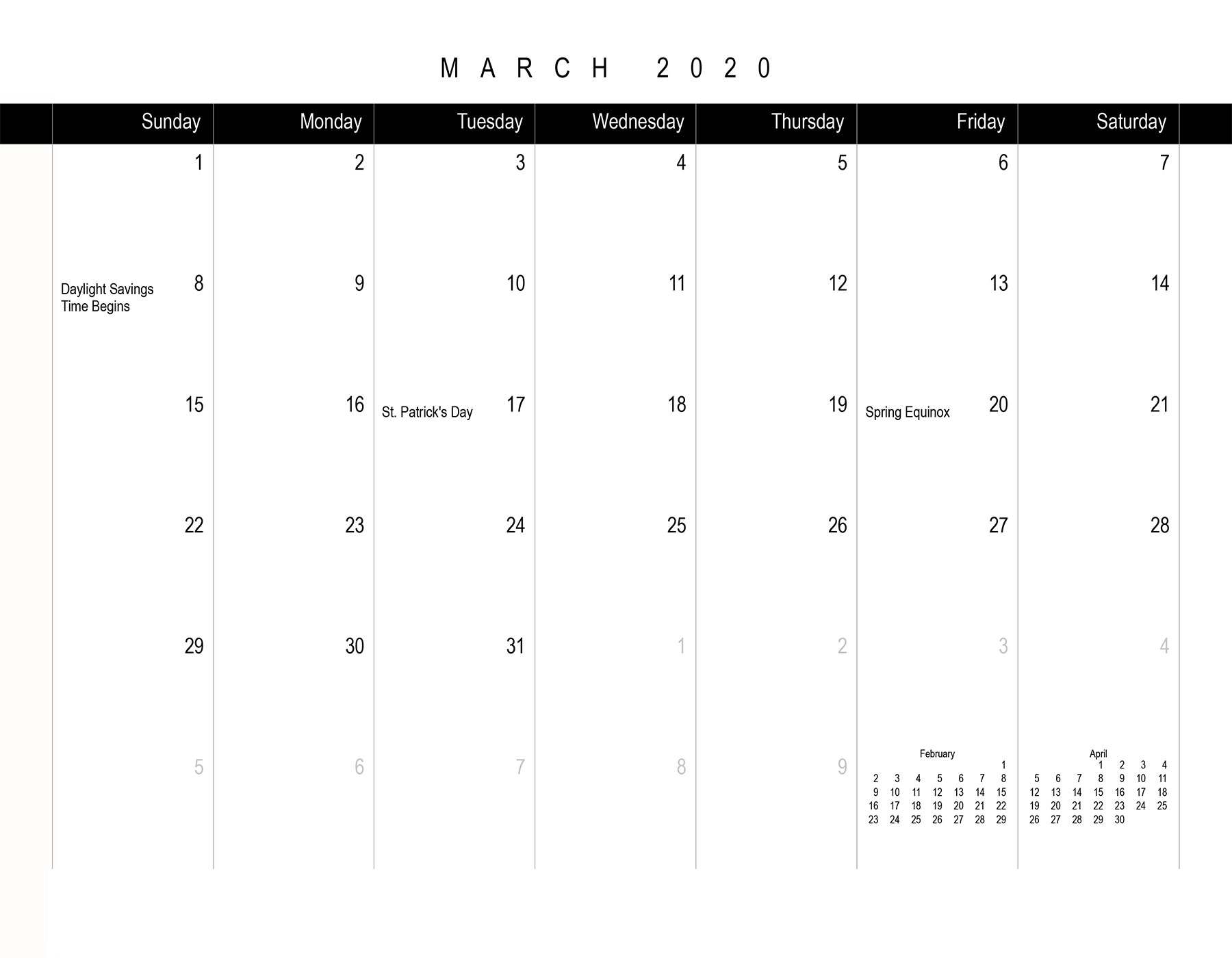 march-pg