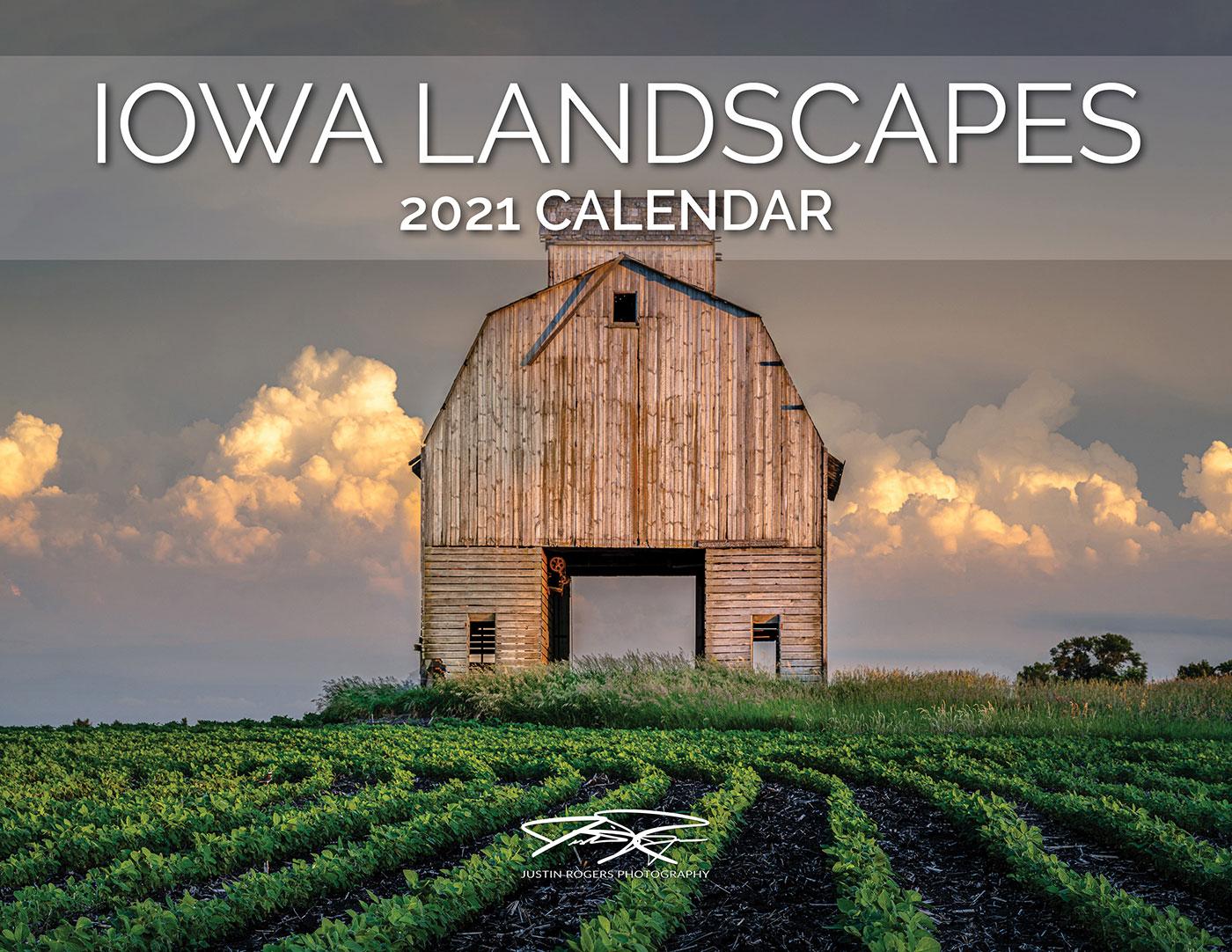2021 Calendar: Iowa Landscapes