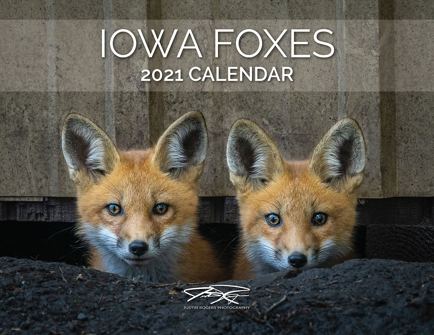 2021 Calendar: Iowa Foxes